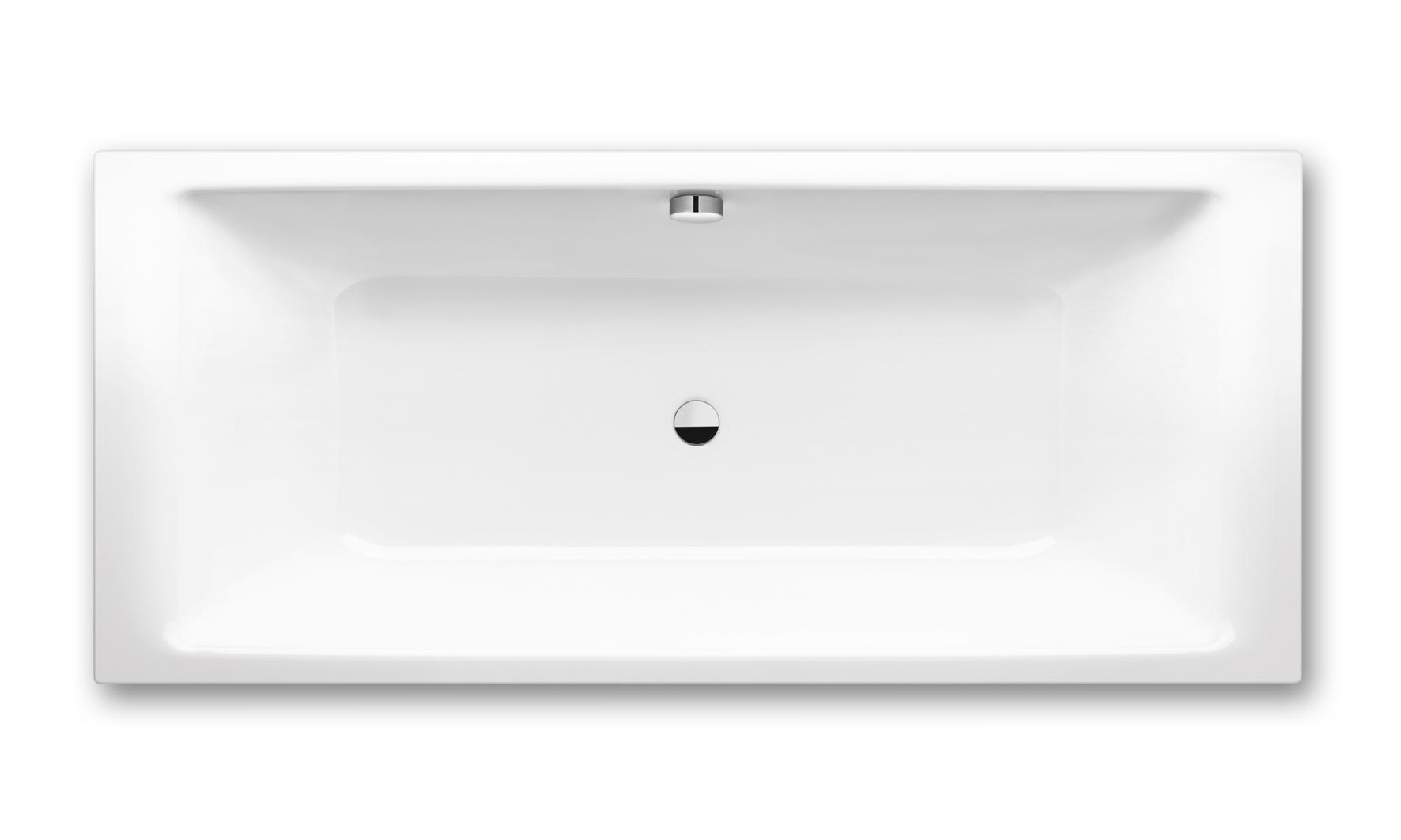Bekannt VITA modular Stahl-Badewanne m.einseit.Griffloch,m.Mittelablauf VH94